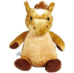 Personalised Horse Cubbie Teddy